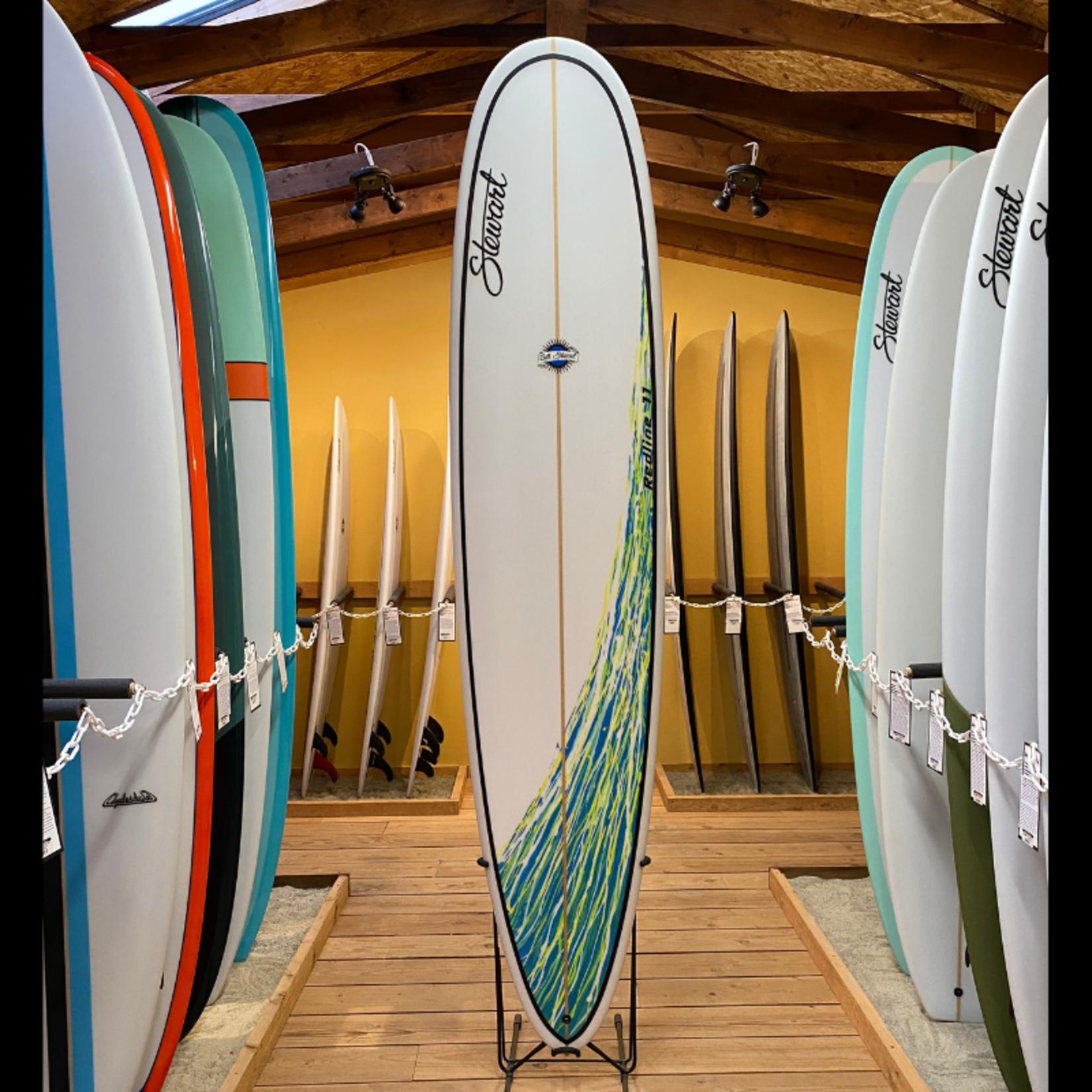Stewart Surfboards 9'0 Stewart Redline 11 Performance Surfboard #119791