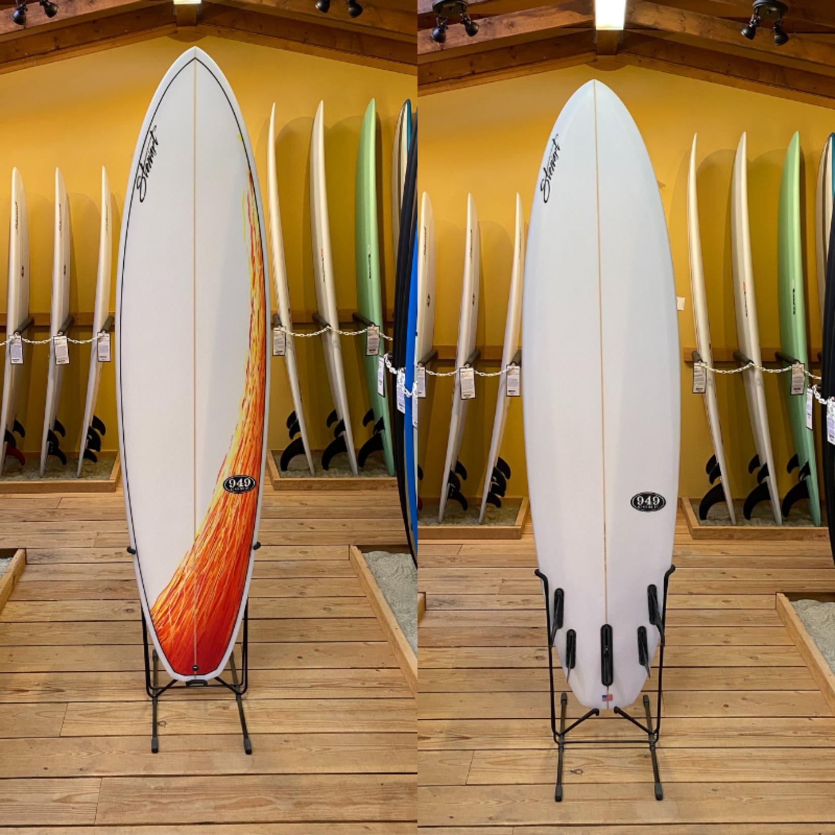Stewart Surfboards 7'6 Stewart (949) Comp #120132*