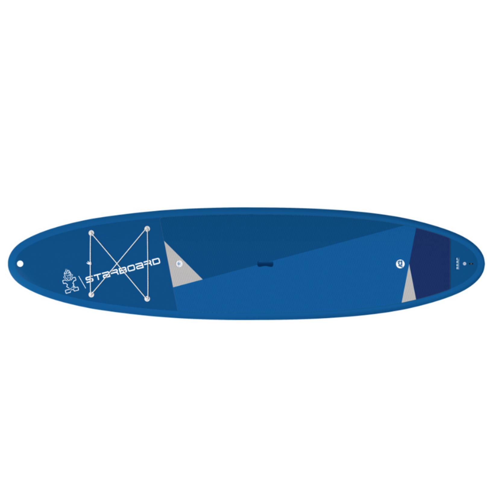 Starboard 10'8 x 31 Starboard GO ASAP