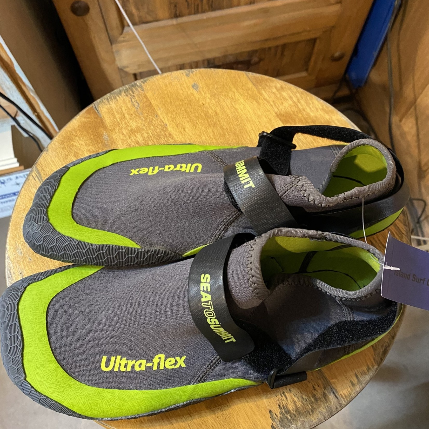 Used Beach Shoes Size 10