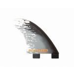 FCS FCS G-XQ Smoke Rear Retail Fins
