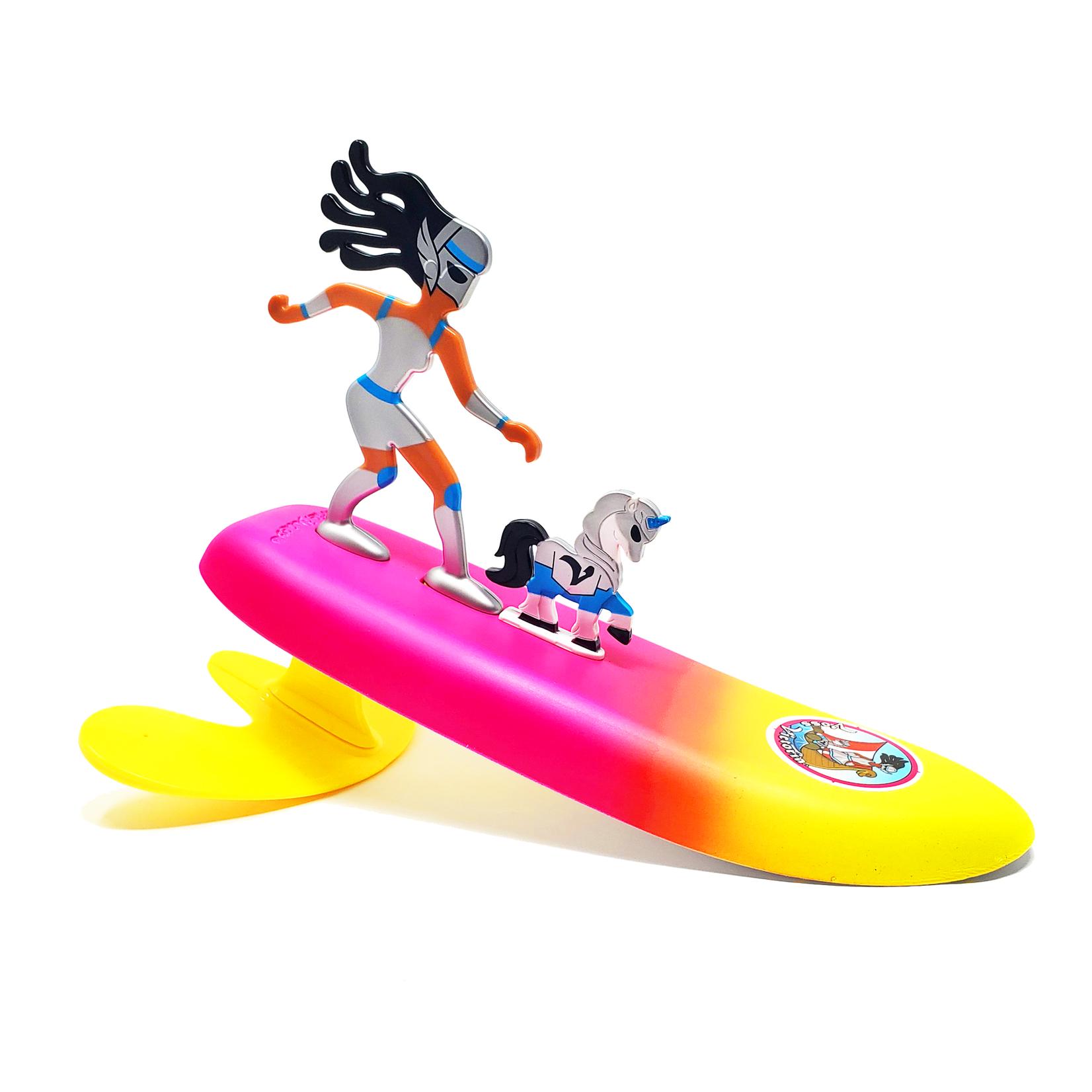 Surfer Dudes Surfer Dudes With Pets.