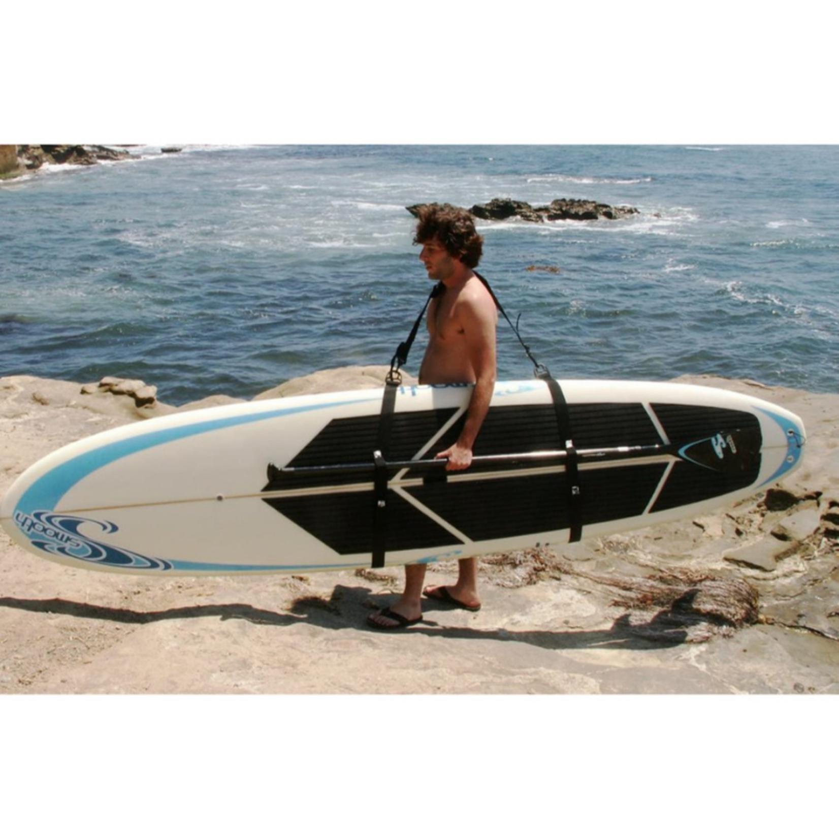 BLOCKSURF Big Board Schlepper SUP/Longboard