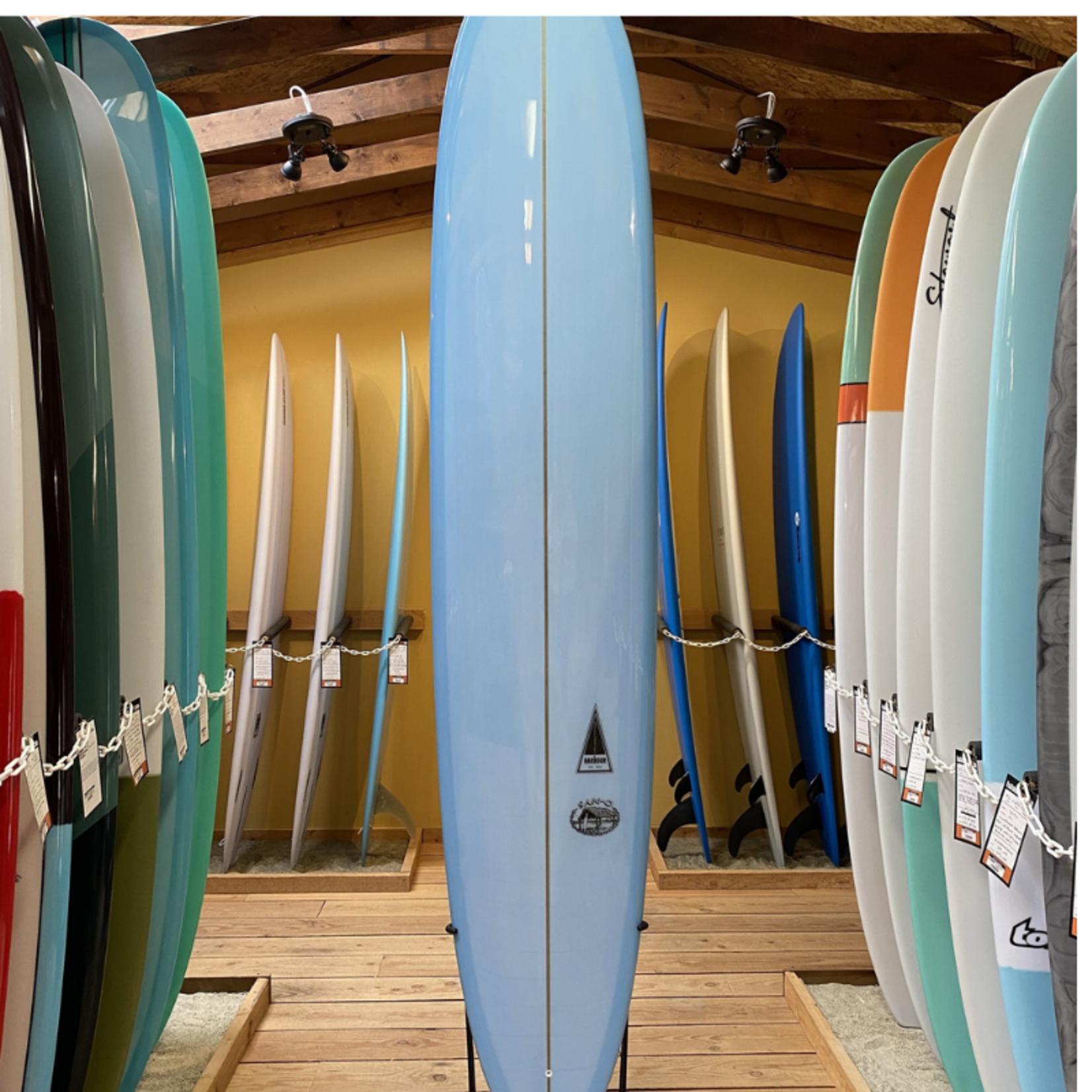 Harbour Surfboards 9'6 Harbour San O Performance Longboard