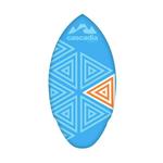 Cascadia Board Co. Cascadia Bermuda Skimboard