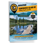 Backroad Mapbooks Back Roads Map Books Vancouver Island Fishing Edition