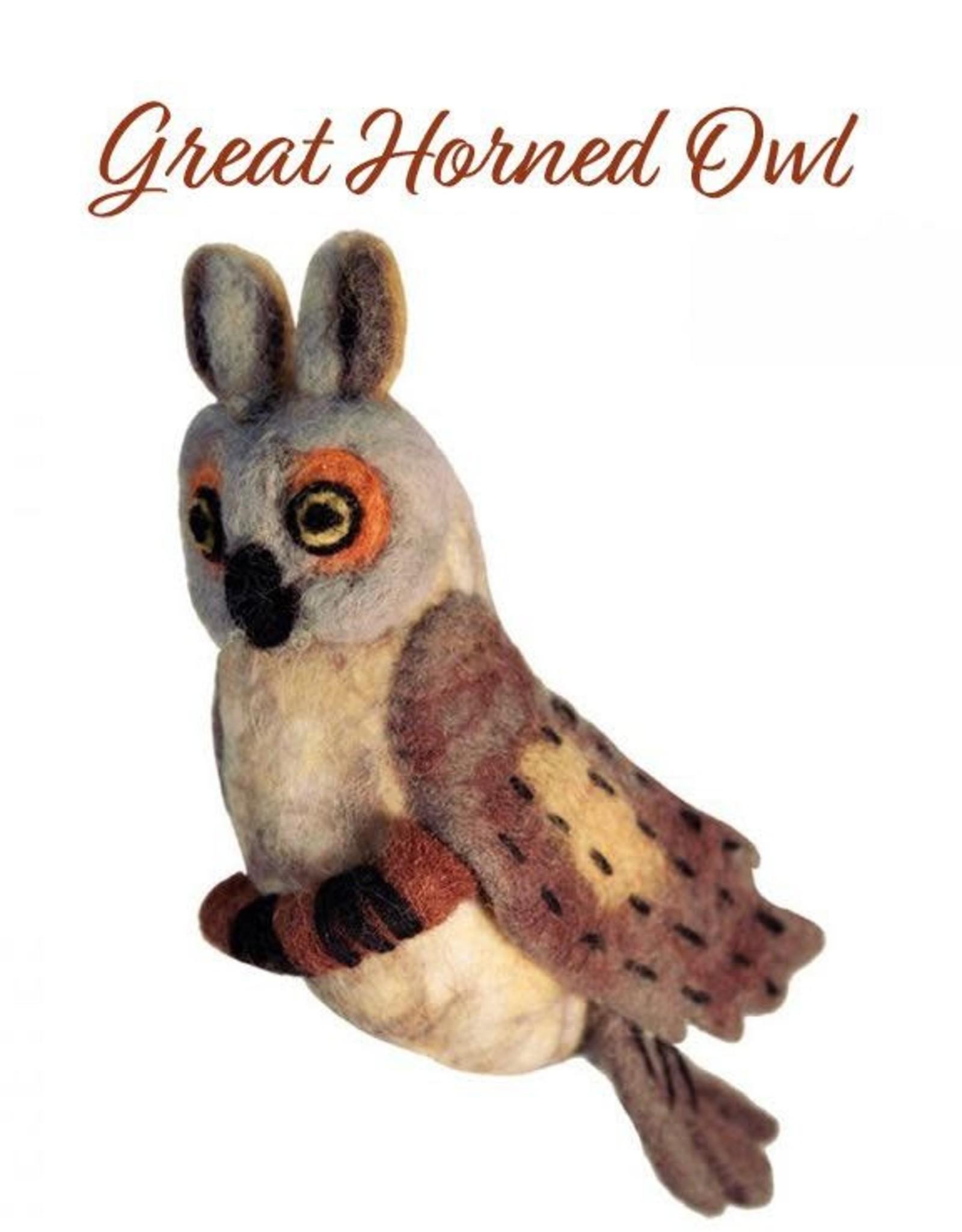 dZi Wild Woolie Bird