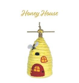 dZi Wild Woolie Birdhouse - P-18571