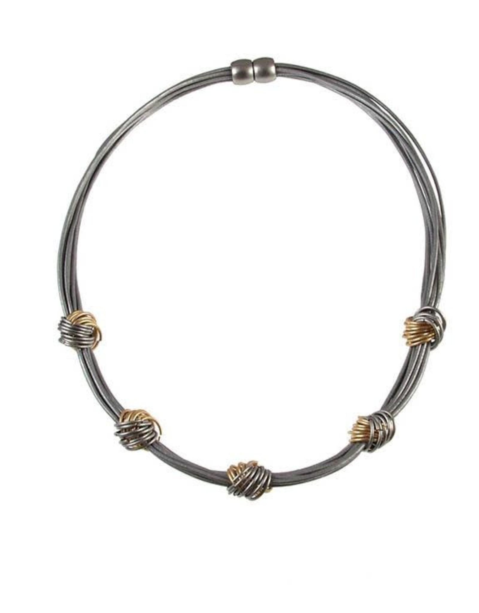 ORIGIN Corded Matte Necklace