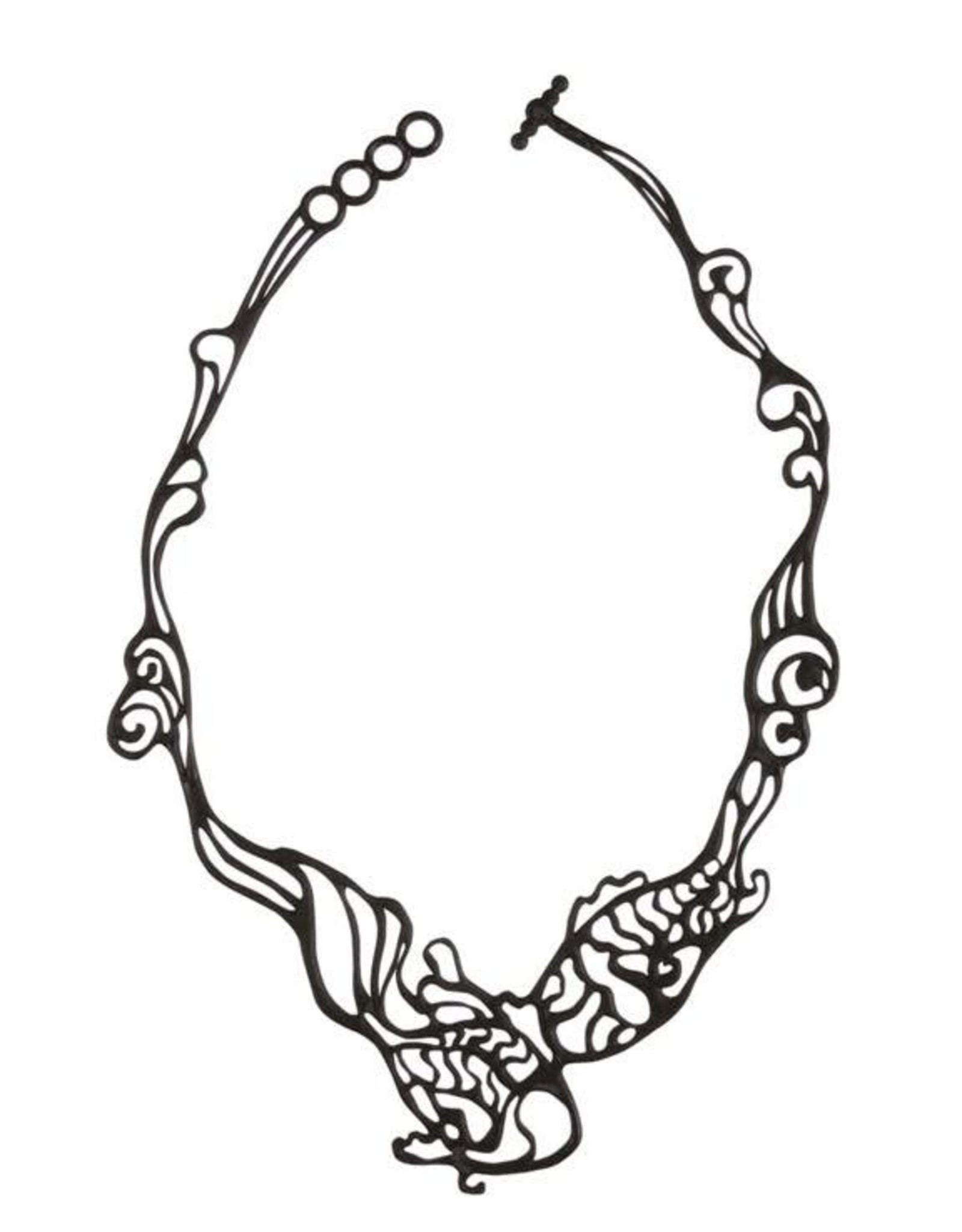 Batucada Fish Necklace