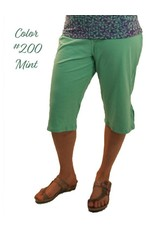 Su Placer Capri Pants - P-10709