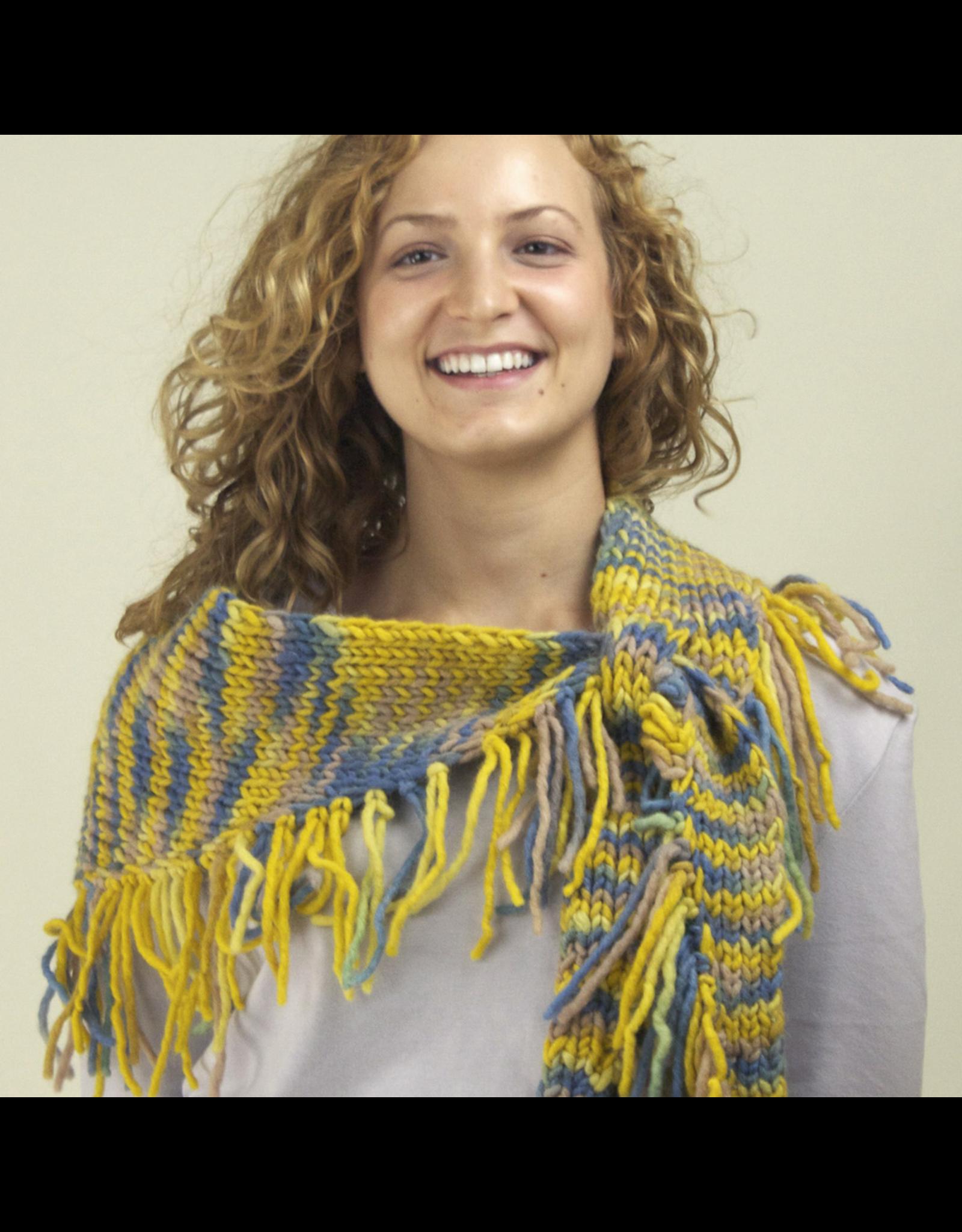 The Sweater Venture Berkley Wool Shawl