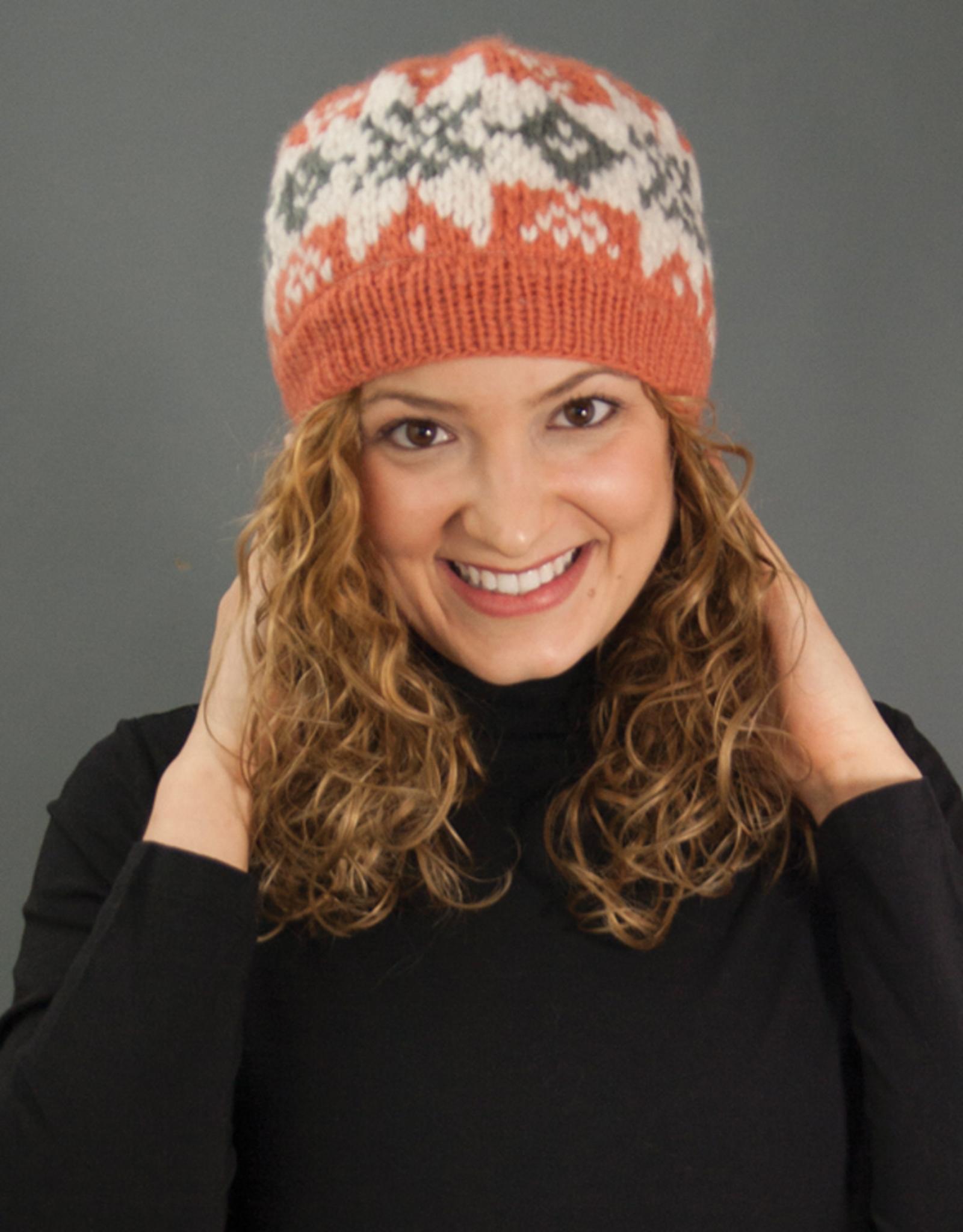 The Sweater Venture Snowflake Ski Cap