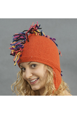 The Sweater Venture Fringe Top Flap Cap