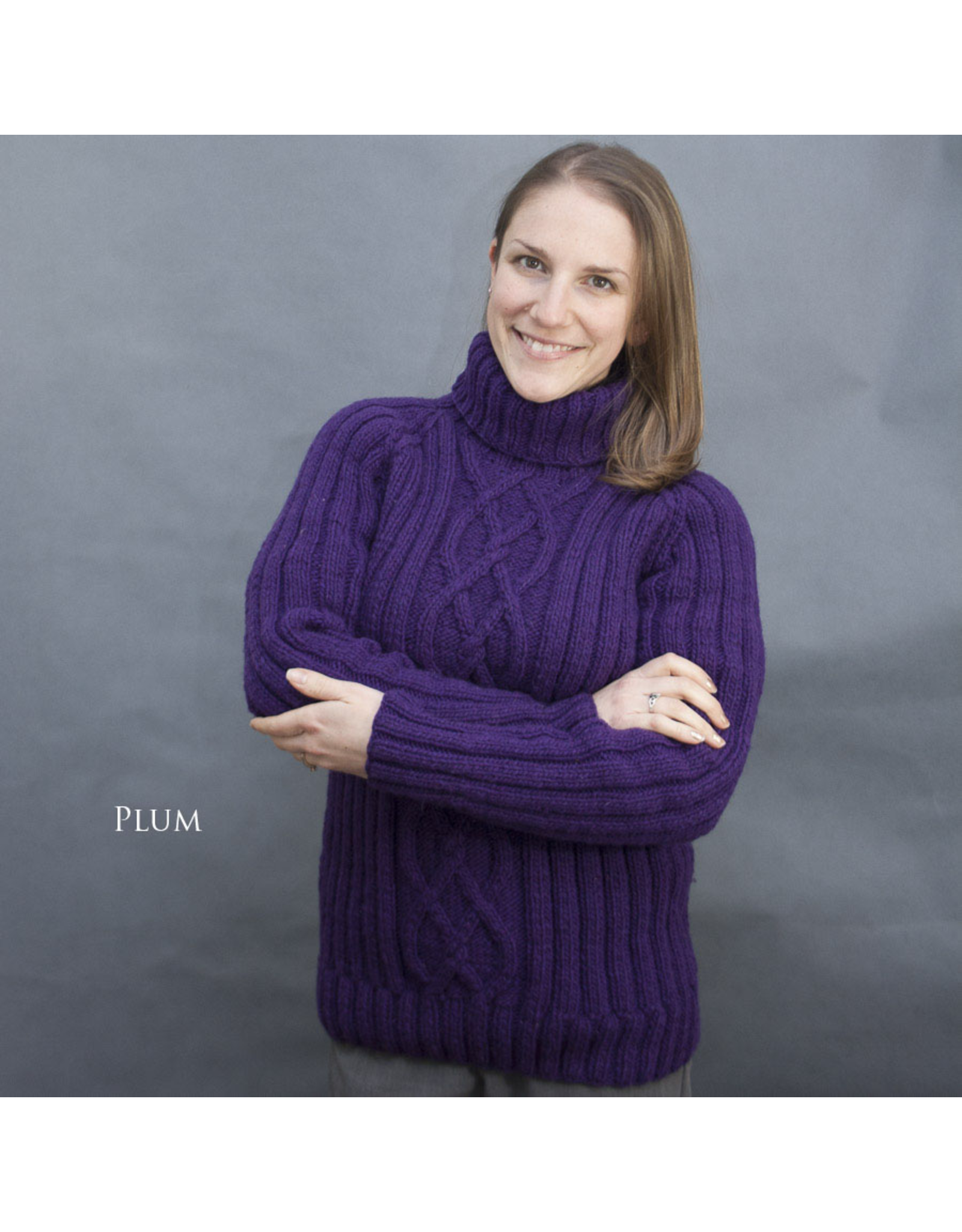 The Sweater Venture Twist Cables Pullover