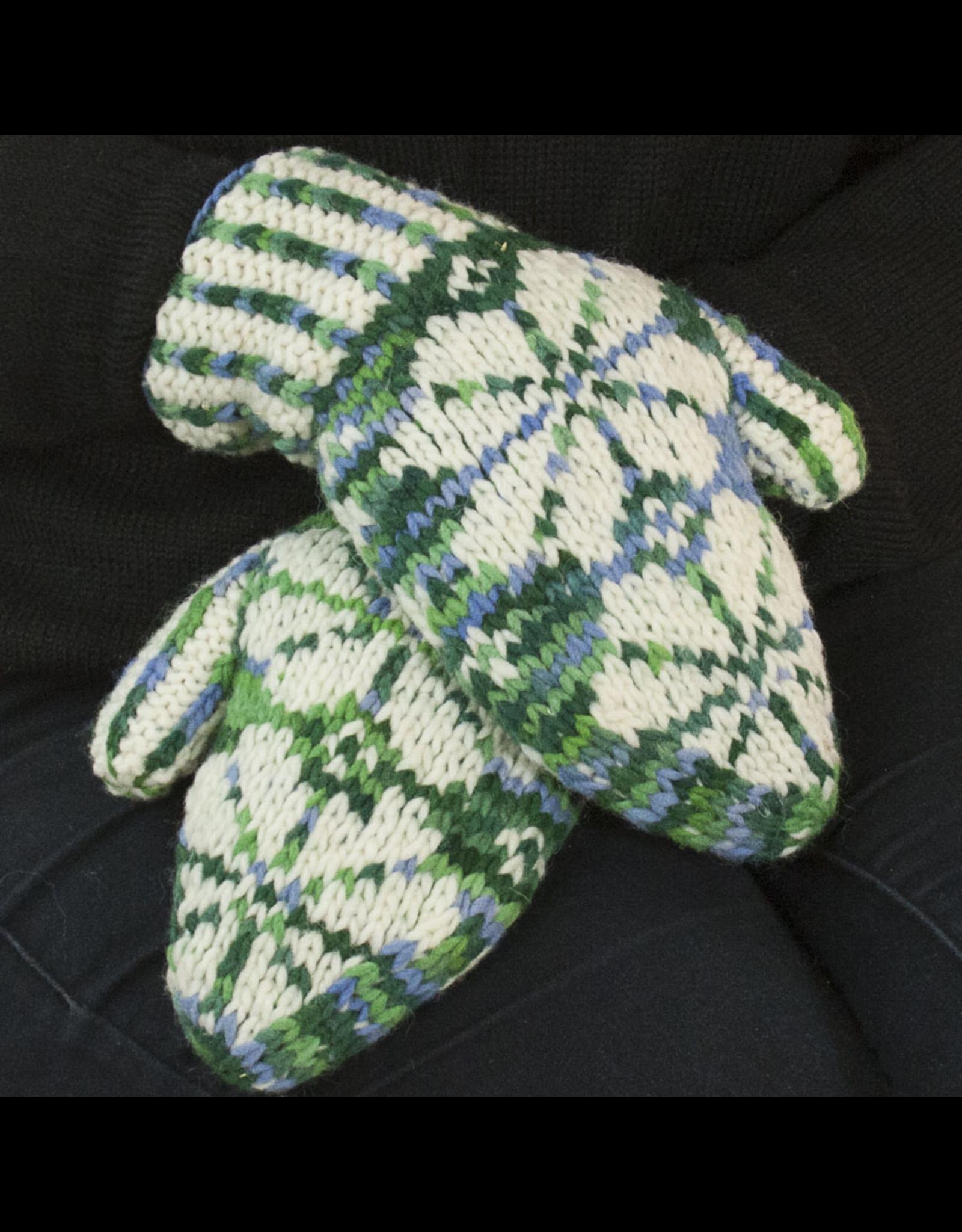 The Sweater Venture The Nordic Mitten