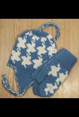 The Sweater Venture Merino Flap Cap