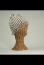 The Sweater Venture Skyler Cap in Boucle Merino Wool
