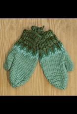 The Sweater Venture Icelandic Child Mittens