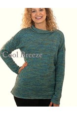 The Sweater Venture Justine Roll Neck Pullover