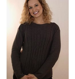 The Sweater Venture MultiCable Scoop Neck
