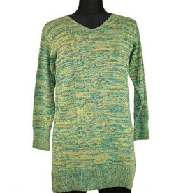 The Sweater Venture Long V-Neck Pullover