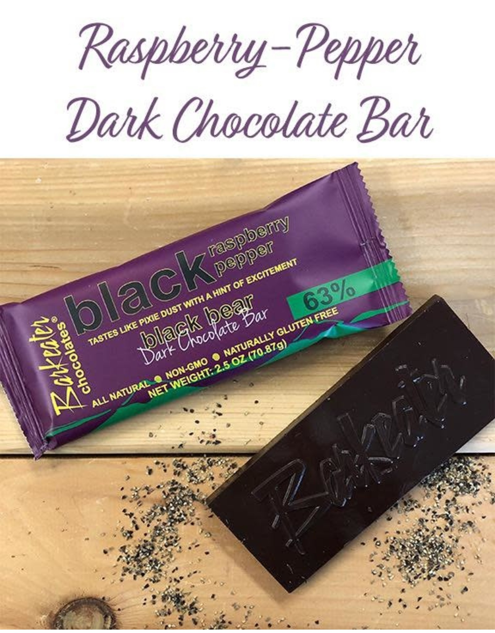 Barkeater Chocolate Bars