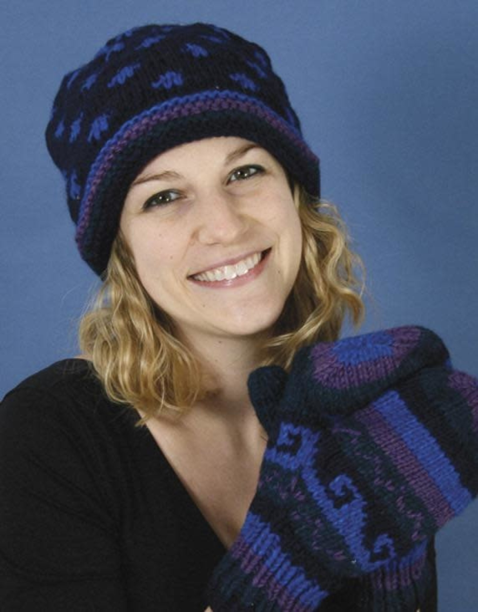 The Sweater Venture Snowfox Fleece Lined Hiking Cap