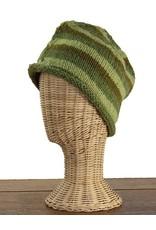 The Sweater Venture Snowfox Fleece Lined Roll Brim Cap