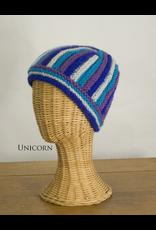 The Sweater Venture Snowfox Fleece Lined Ribbed Cap