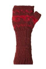 The Sweater Venture Snowfox Fleece Lined Gauntlets