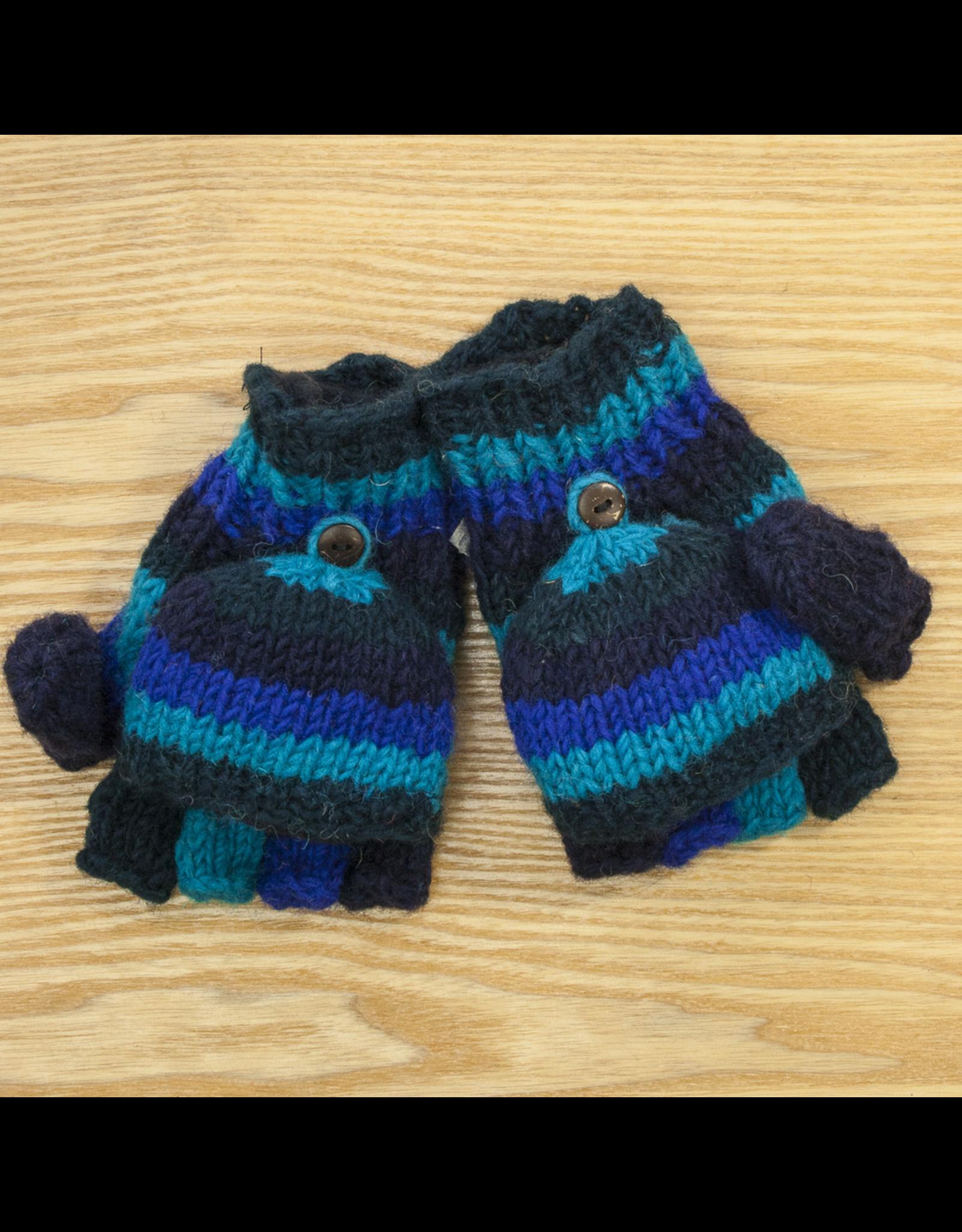 The Sweater Venture Children's Snowfox Fleece Lined Convertibles
