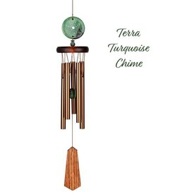 Woodstock Percussion Terra Turq Chime
