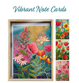 Assorted Vibrant All Occasion Cards