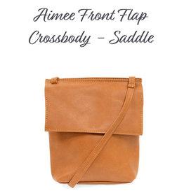 Joy Accessories Aimee Front Flap Crossbody