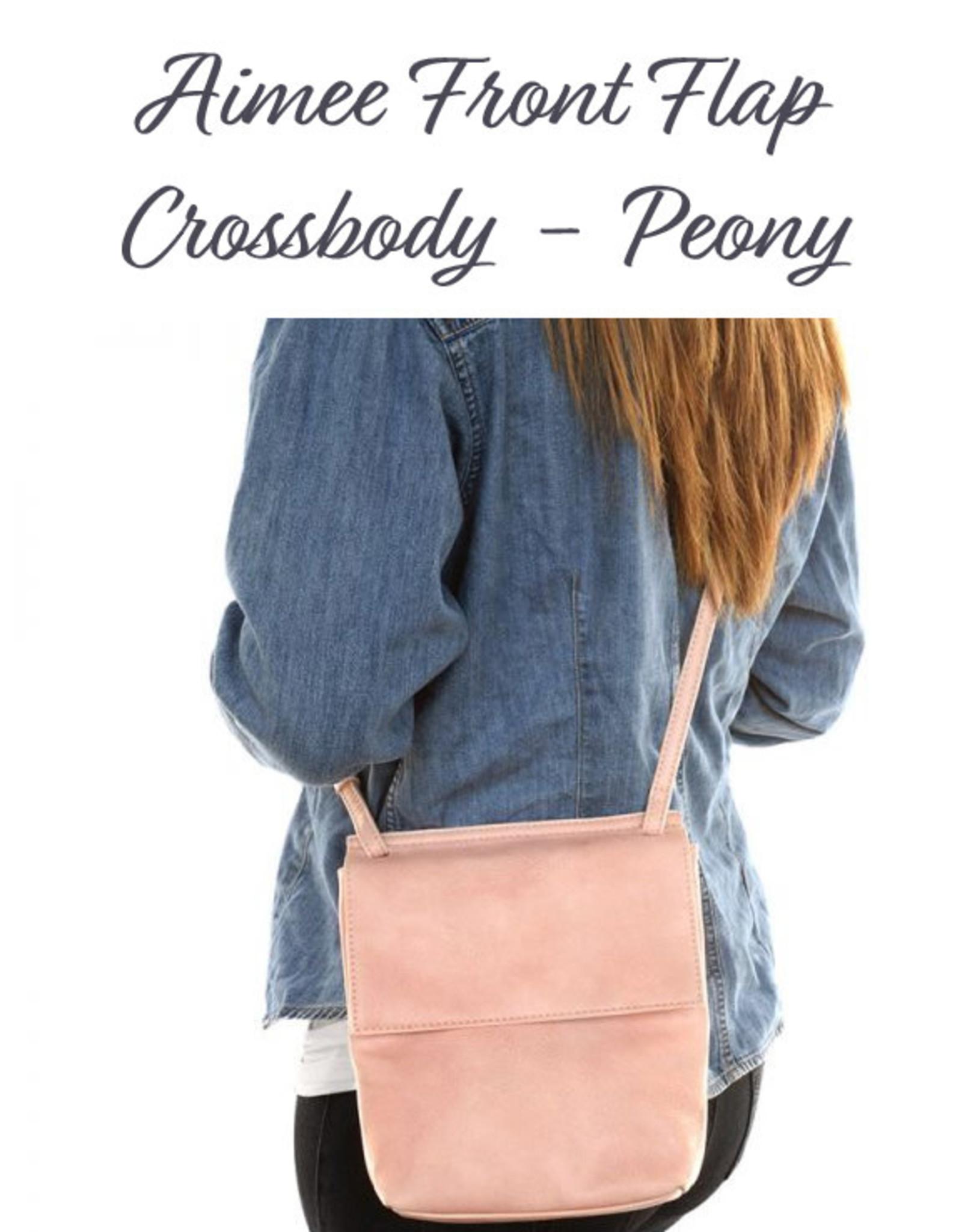 Joy Susan Aimee Front Flap Crossbody