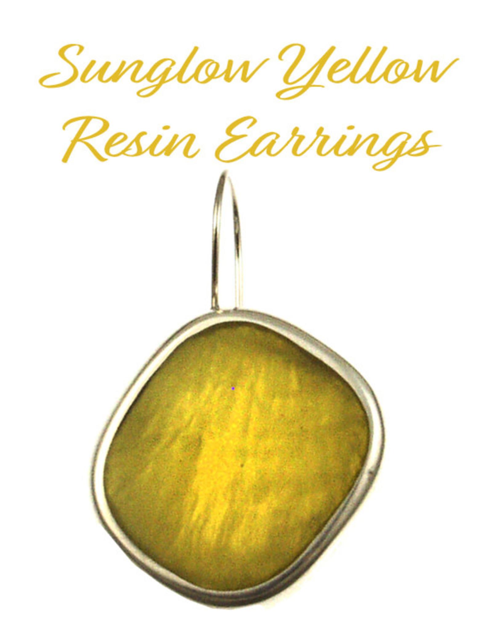 ORIGIN Sunglow Kidney Earring