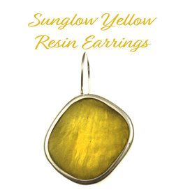ORIGIN Sunglow Kidney Earring