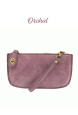 Joy Accessories Lux Crossbody Clutch