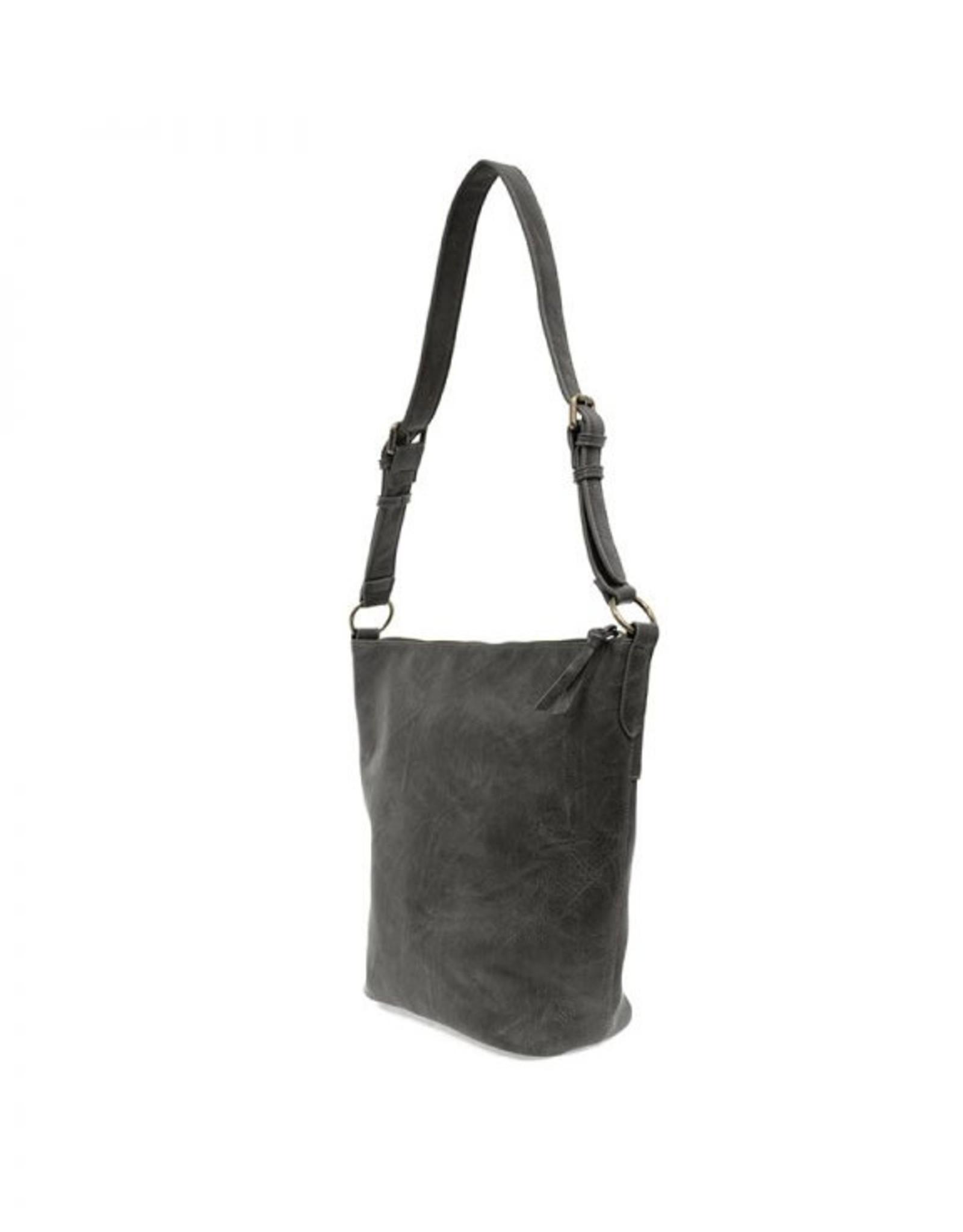 Joy Accessories Nori Cross Body Bucket Bag