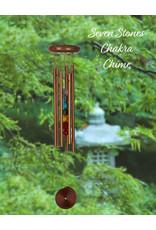 Woodstock Percussion Chakra Chime-Seven Stones