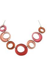 ORIGIN Hollow Circles Necklace
