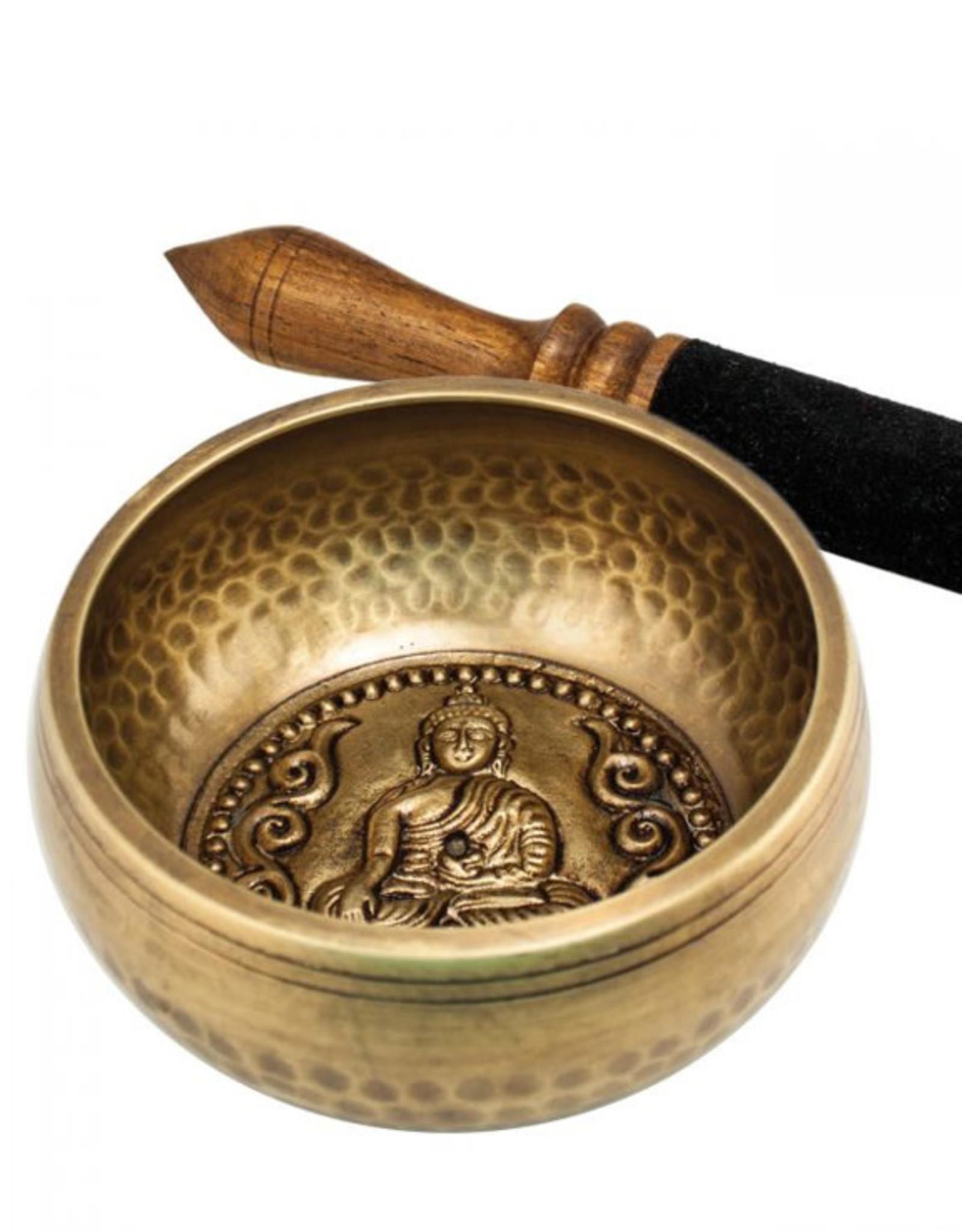 dZi Wisdom Buddha Singing Bowl