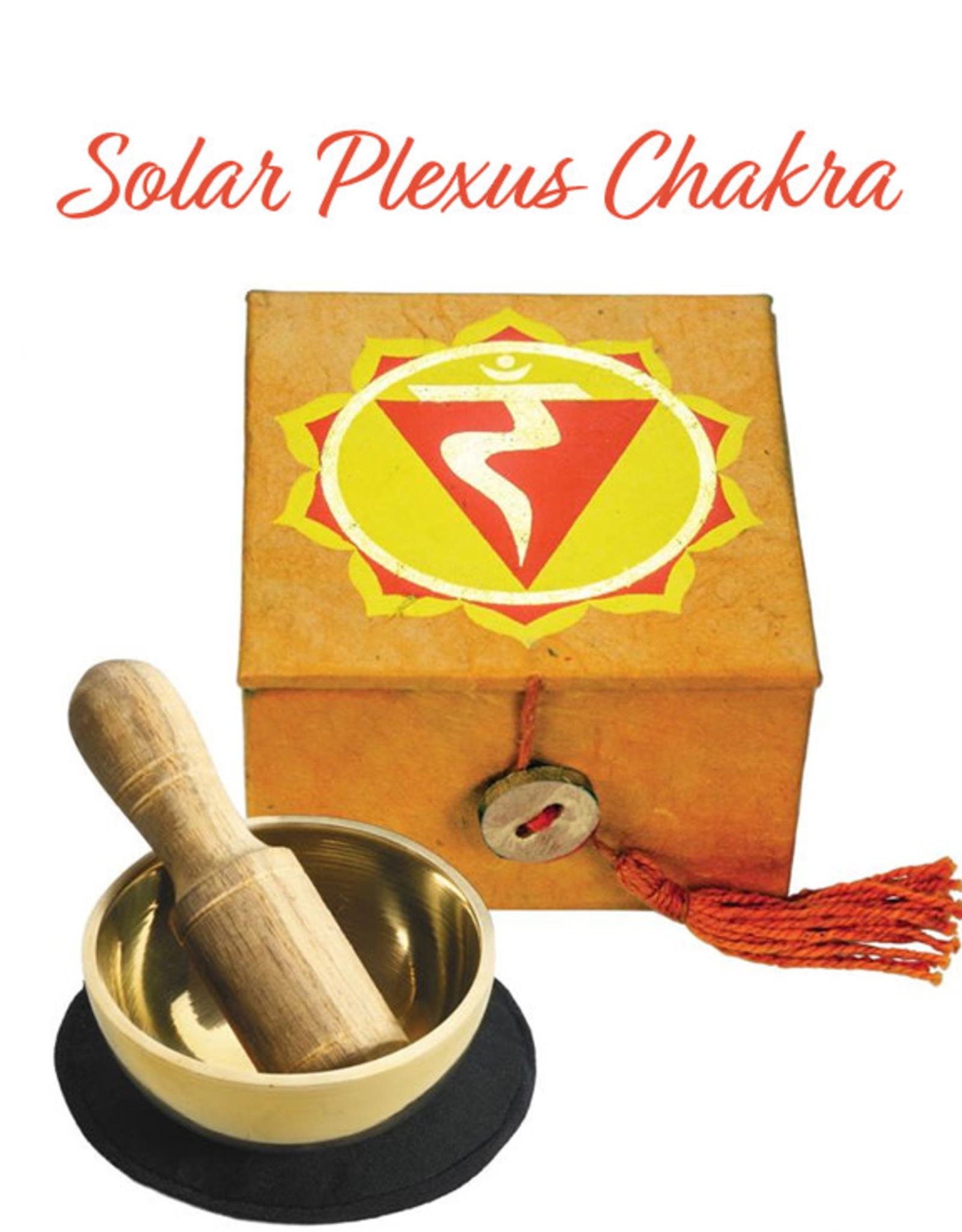 dZi Chakra Mini-Meditation Bowl