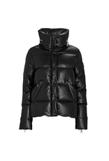 SAM Coat Vegan Leather Isabelle