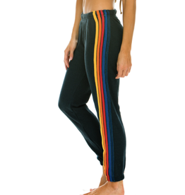 Aviator Nation 5 Stripe Sweatpant