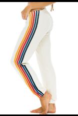Aviator Nation 5 Stripe Sweatpant