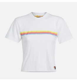 Aviator Nation 5 Stripe Tee
