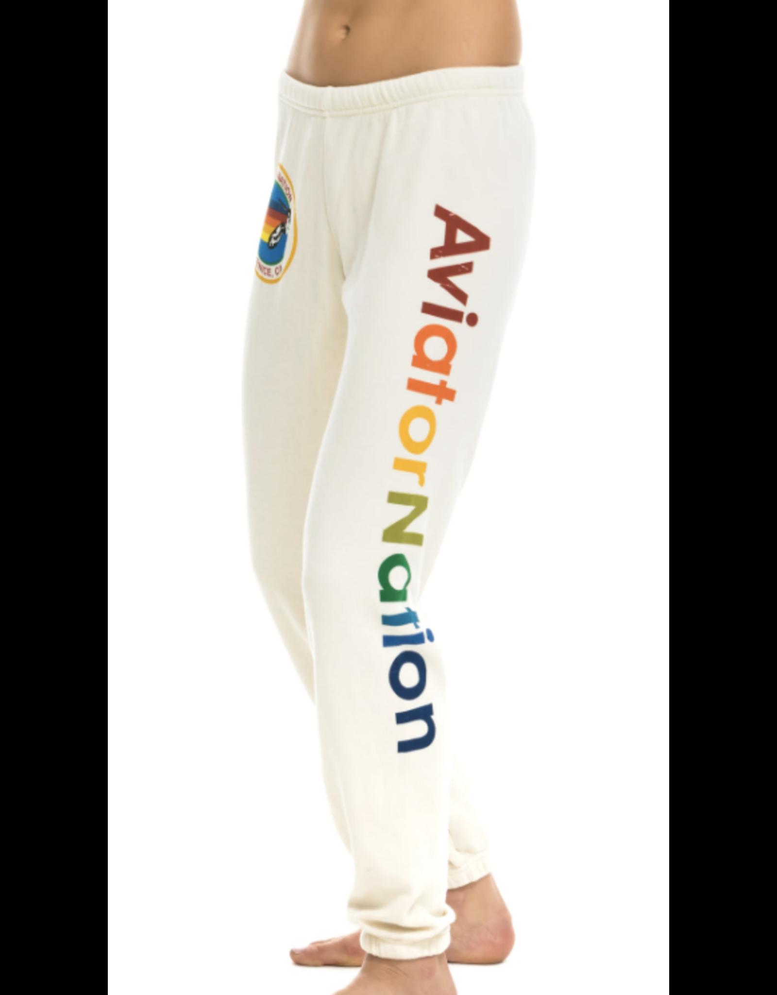 Aviator Nation Logo Sweatpant