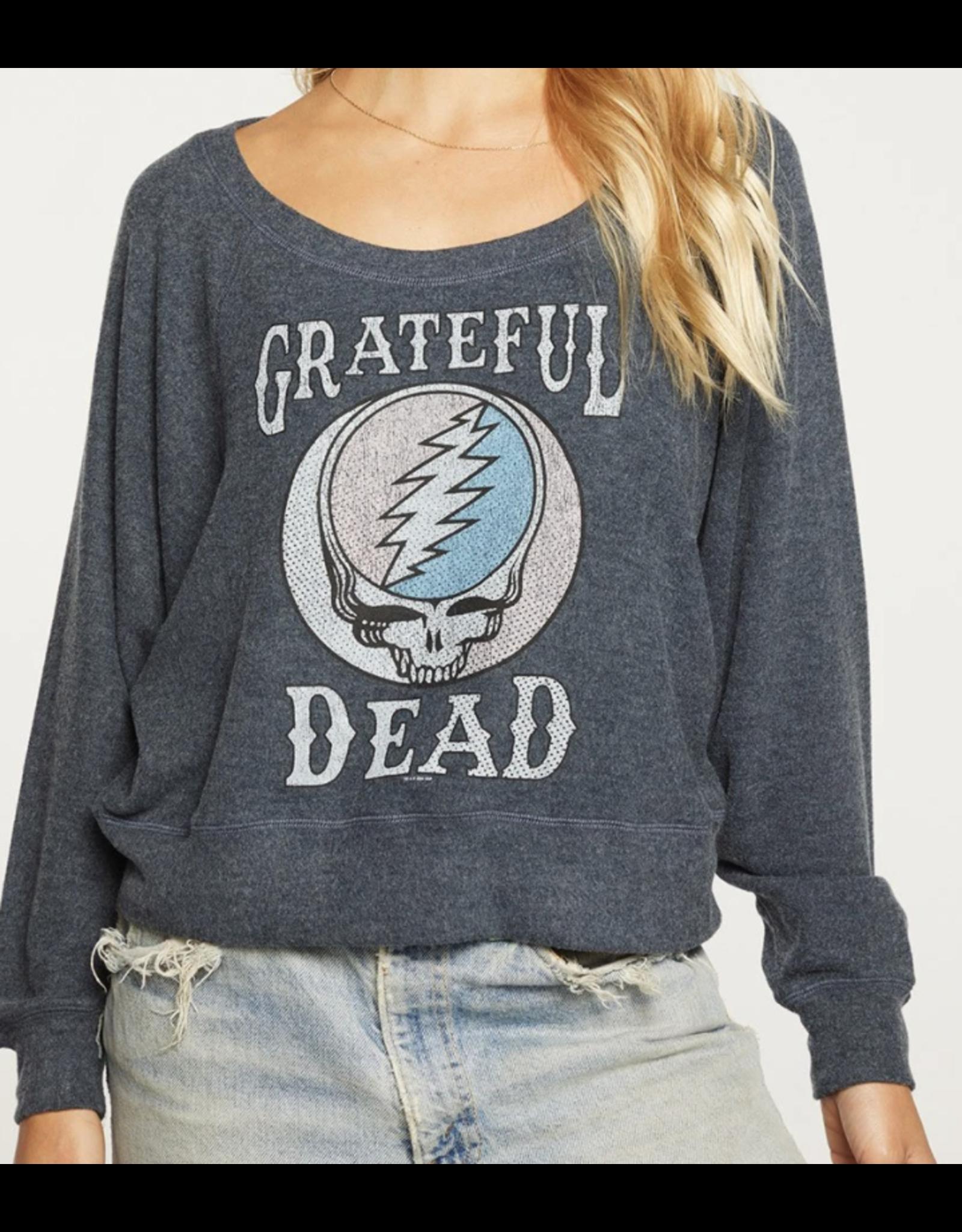 Chaser Grateful Dead Pullover